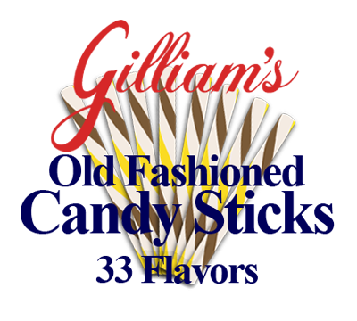 Old Fashioned Candy Sticks